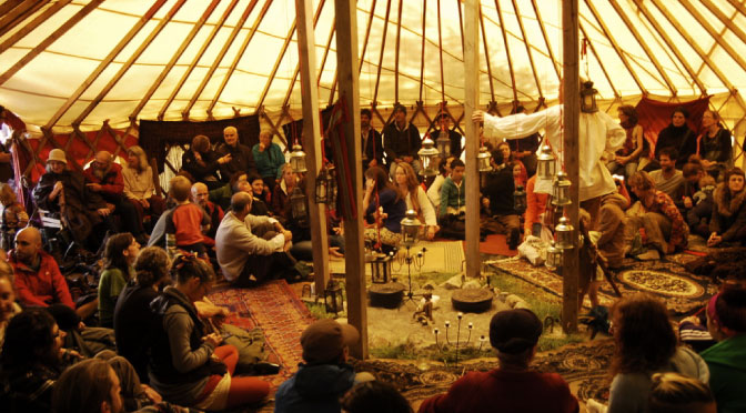 All Ireland Permaculture Gathering
